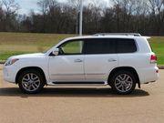 Selling: My 2013 Lexus lx 570 SUV.