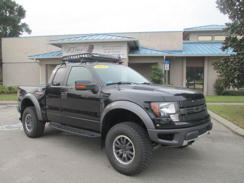 2010 ford f 150 svt raptor 4x4 4dr supercab styleside bangor used trucks for sale. Black Bedroom Furniture Sets. Home Design Ideas