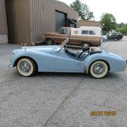 1961 Triumph TR3 Convertible