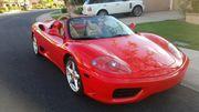 2004 Ferrari 360Spyder